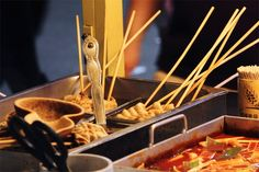 An ode to odeng. Street #food in #Seoul, #Korea.
