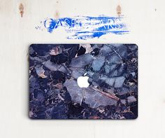 Marble Blue 13 Macbook Air Purple Stone Pro Retina 13 Case Laptop Case Macbook, Macbook Air 11, Macbook Pro Retina, Laptop Backpack, Marble Laptop Case, How To Introduce Yourself, Make It Yourself, Purple Marble, Leather Texture