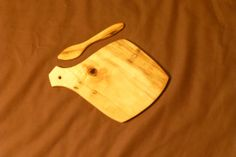 Natural handmade birch wood cheese board and by elkcraftstudios, $24.00