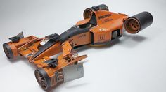 F1 Hover Race Car | Modelers Social Club Forum