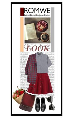 """""""Без названия #426"""" by a01012 ❤ liked on Polyvore featuring Burberry, Miu Miu, T By Alexander Wang and River Island"""
