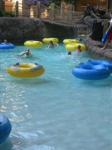 Silver Springs ski resort in Kellogg, ID boasts a year round water park in addition to great skiing!