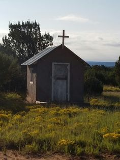 Little Ranch Chapel Gonzales Ranch New Mexico
