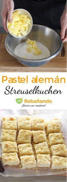 Un dulce típico de la gastronomía alemana ¡que te encantará!