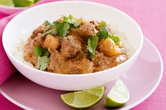 Lose yourself in this fragrant, flavoursome Massaman beef curry.