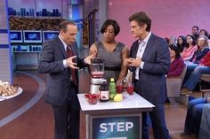 Oz-Approved 7-Day Crash Diet   The Dr. Oz Show