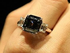 Most Expensive Jewelry Of The World | Black Diamond