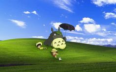 backgrounds free totoro wallpapers hd