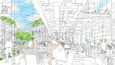 Gallery of How Narinder Sagoo And Foster + Partners Are Turning Architectural Preconceptions On Their Head (With A Pencil) - 1