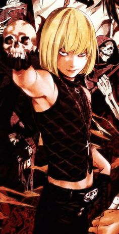 Mello is the most stylish anime character