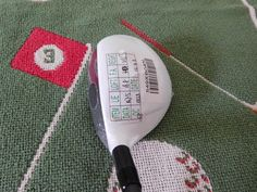 New Tour Issue TaylorMade AeroBurner TP Fairway Wood(Small Head)/5W-18/RUL 70R