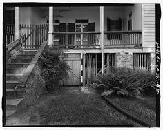 - Oakland Plantation, Route 494, Bermuda, Natchitoches Parish, LA