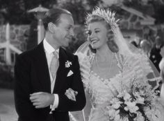 Fred Astaire and Ginger Rogers had to be two of the most stylish people to be captured on celluloid. Impressively, their fabulous looks wer. Golden Age Of Hollywood, Old Hollywood, Fred And Ginger, Ginger Rogers, Partner Dance, Fred Astaire, Silent Film, Old Movies, American Actors