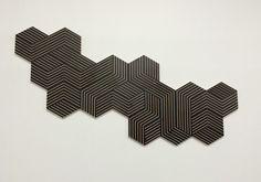 adhesive wall tiles from W.O.O.D. – Walls of Original Design