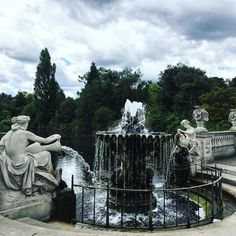 """58 Likes, 1 Comments - Ado (@lsnc2000) on Instagram: """"#london #hydepark The Italian Gardens is a 150-year-old ornamental water garden located on the…"""""""
