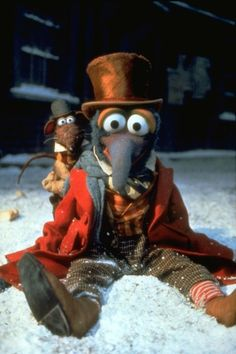 Great Gonzo Expectations: This year I'm reworking my old Charles Dickens costume for Halloween and going as Oliver Twisted! Muppets Christmas, Christmas Carol, Jim Henson, Sesame Street Muppets, Fraggle Rock, The Muppet Show, Kermit, Disney Pictures, Miss Piggy