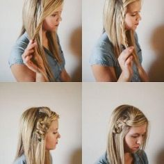 Long Hairstyles Tutorials