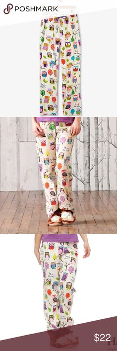 218e871aa6a Hatley women s PJ pants Night Owls Super soft Hatley quality PJ pants.  Brand new in