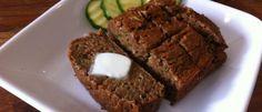 Low Fat Low Calorie Zucchini Bread