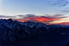 Sunrise in the alps Val Chiavenna Italy [6000x4000][OC]