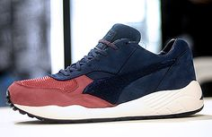 Real World.  Sneakers are always Real World.  Keep the rest understated for a grown up sneaker look. BWGH x Puma Fall 2014 Preview | KicksOnFire.com