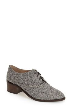 Free shipping and returns on Louise et Cie 'Finch' Oxford (Women) at Nordstrom.com. A chunky heeled oxford is spot on trend with a clean, lean toe box and classic derby laces.