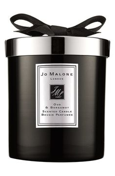 Jo Malone™ Oud & Bergamot Candle available at #Nordstrom