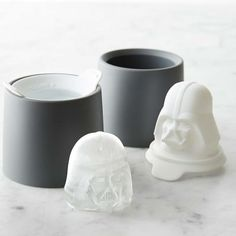 Star Wars™ Ice Mold Darth Vader, Set of 2 #williamssonoma