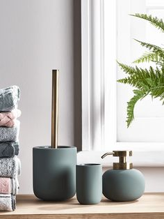 Crafted From Ceramic With A Beautiful, Soft Rubber Finish And Brass  Attachments, Our Collection