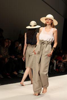 Maison Rabih Kayrouz collection prêt à porter printemps été 2013   LUXSURE - Fashion Magazine
