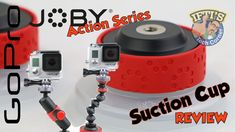 Joby Action Series Suction Cup for GoPro & Action Cameras - REVIEW