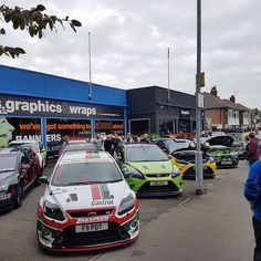 Another crazy focus rs to leave richardmonk premises in nottingham well done to blueprint nottingham who had their open day yesterday in the process raised money for cancer in kids respect malvernweather Choice Image