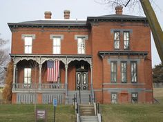 Destinatino #4: General Crook House Museum (Omaha) is a museum located in the authentically restored home of General George Crook.