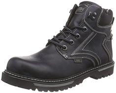 BM Footwear Herrenschuhe, Herren Kurzschaft Stiefel, Schwarz (black), 44 EU - on-line-kaufen.de... . . . . . der Blog für den Gentleman - www.thegentlemanclub.de/blog