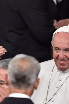 Pope Francis' Speech To Congress Didn't Mention Abortion, Gay Marriage By Name