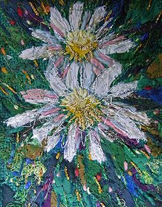lessons in bags, daisies - small