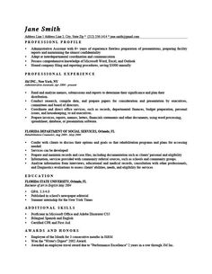Letter Of Introduction For Resume Resume Template Johansson Gray  Resumes  Pinterest  Template .