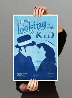 Casablanca Poster on Behance Poster Making, Poster On, Friend Wedding, Casablanca, Behance, Cover, Kids, Inspiration, Art