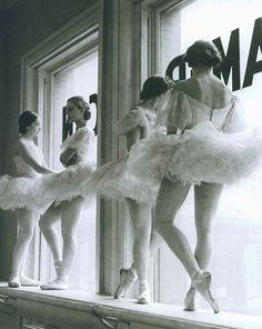Bailarinas, 1936
