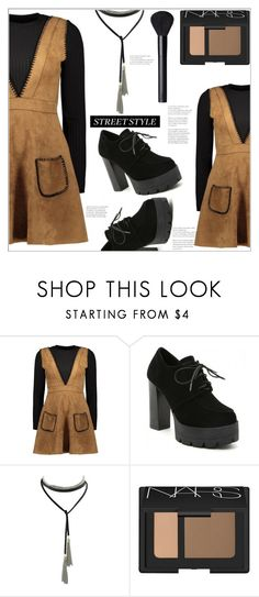 """""""Ootd"""" by mycherryblossom on Polyvore featuring NARS Cosmetics"""