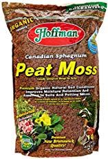 Hoffman 15503 Canadian Sphagnum Peat Moss, 10 Quarts 1 for sale online Bucket Gardening, Container Gardening, Plant Containers, Gardening Tips, Garden Soil, Lawn And Garden, Garden Seeds, Vegetable Garden, Gardenia Fertilizer
