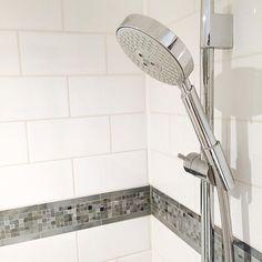 More bathroom #marble #tile details. Because #detailsarealovelanguage