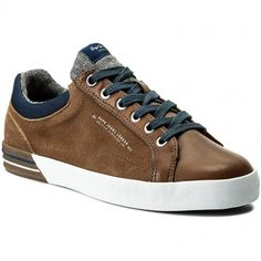 Sneakersy PEPE JEANS - North Mix PMS30384 Sculpture 867