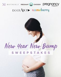 New Year, New Bump sweepstakes to win $4,000 in prizes from much-loved brands like Dockatot, BEABA, Skip Hop, Ergobaby, and more? If you refer friends you get more chances to win. :) %{link}