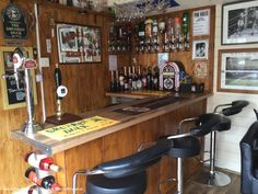 Pub/Entertainment from Garden owned by Frankie & Susan |  #shedoftheyear