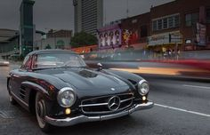 """cool Mercedes-Benz on Instagram: """"For the annual Gull Wing Group International Convention, 300 SL Coupés and 300 SL Roadsters have come to Nashville, Tennessee from all over…"""""""