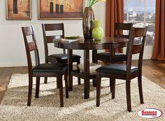 62183 Dining Room Set - Berrios te da más
