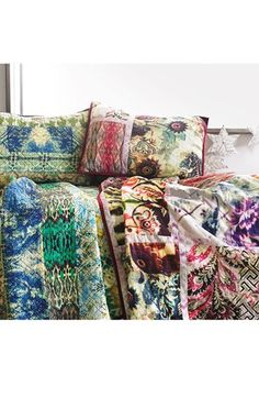 designer tracy porter for Poetic Wanderlust 'Bronwyn and Briana' Quilt | Nordstrom