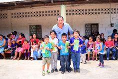 """Cerró con broche de oro el programa de """"Tardes Culturales"""" en ejidos de la zona alta de Huixtla http://noticiasdechiapas.com.mx/nota.php?id=83769"""