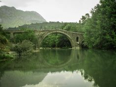 Katsougianni Stone Bridge